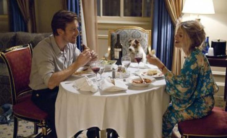 """Ewan McGregor as Oliver and Mlanie Laurent as Anna in """"Beginners."""""""