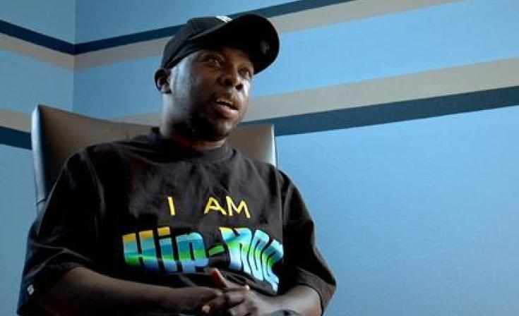 """Phife Dawg in """"Beats Rhymes & Life: The Travels of a Tribe Called Quest."""""""