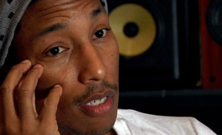 """Pharrell Williams in """"Beats Rhymes & Life: The Travels of a Tribe Called Quest."""""""