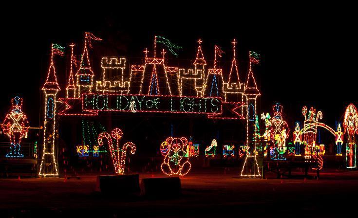Del Mar Fairgrounds presents Holiday of Lights