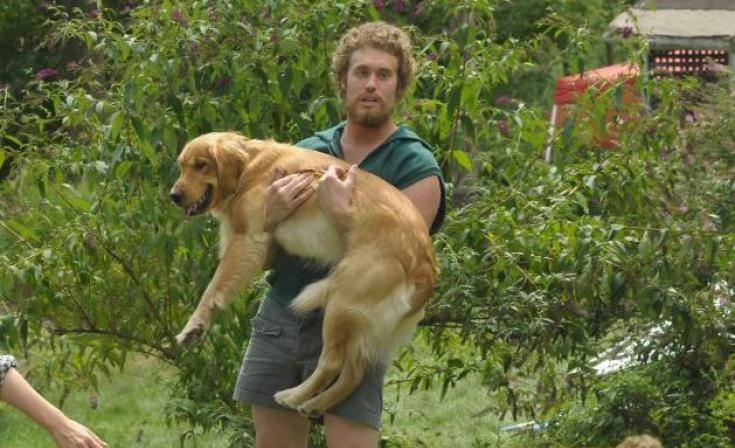 T.J. Miller in Our Idiot Brother
