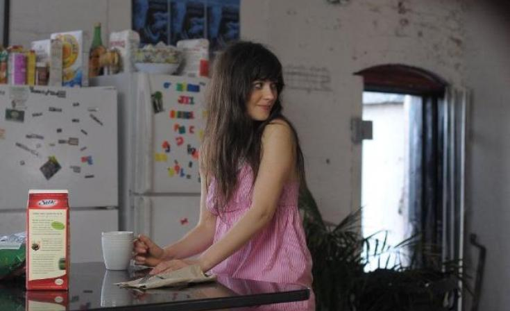Zooey Deschanel in Our Idiot Brother