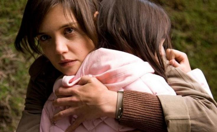 Katie Holmes & Bailee Madison in Don't Be Afraid of the Dark