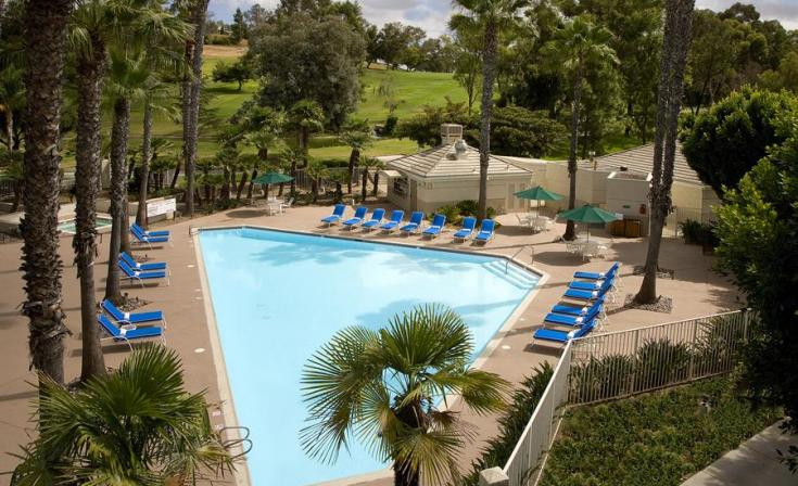 DoubleTree by Hilton Golf Resort Swimming Pool
