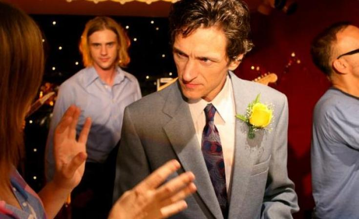 John Hawkes in Higher Ground
