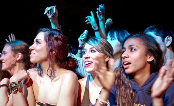 House of Blues Audience