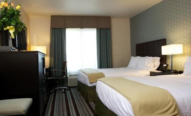 Holiday Inn Express San Diego Old Town Hotel Two Doubles