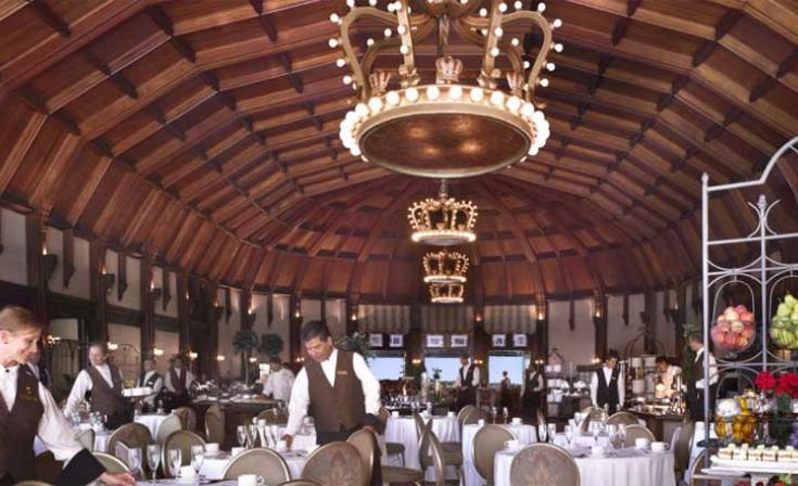 Hotel Del Crown Room and Ball Room