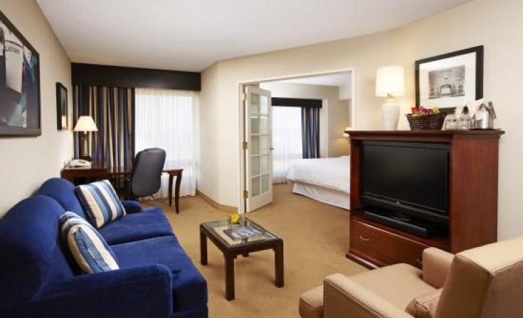 Sheraton Suites at Symphony Hall