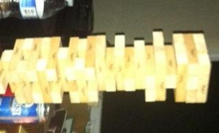 Board games and jenga