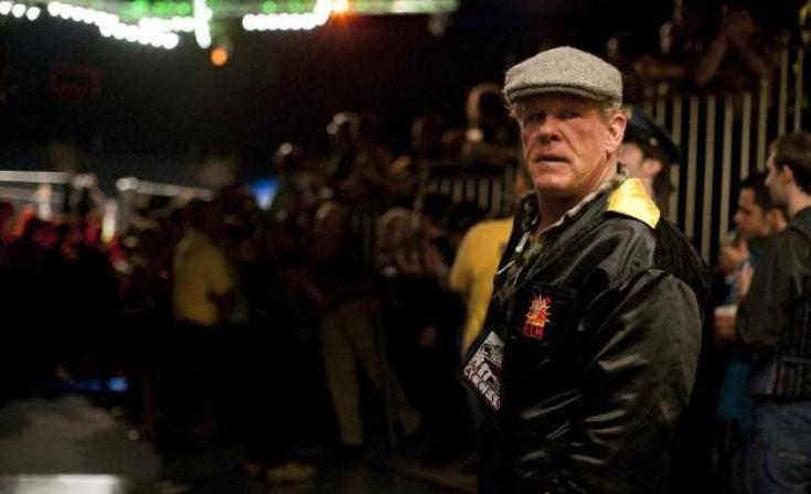 Nick Nolte in Warrior