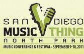 2011 San Diego Music Thing Invades North Park