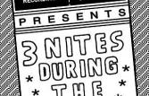 Art Fag & IMPOSE Present: 3 Nites During The Con