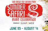 Summer Safari Asian Celebration