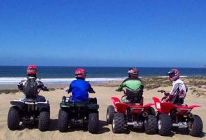 Three Day Baja Pacific Adventure Tour