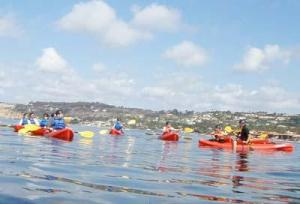 Kayak Rentals in La Jolla