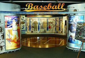 San Diego Hall of Champions Sports Museum