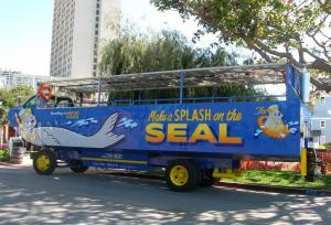 San Diego Seal Tour