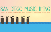 Music festival in San Diego